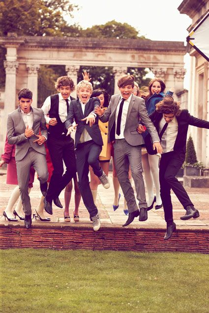 one direction (: