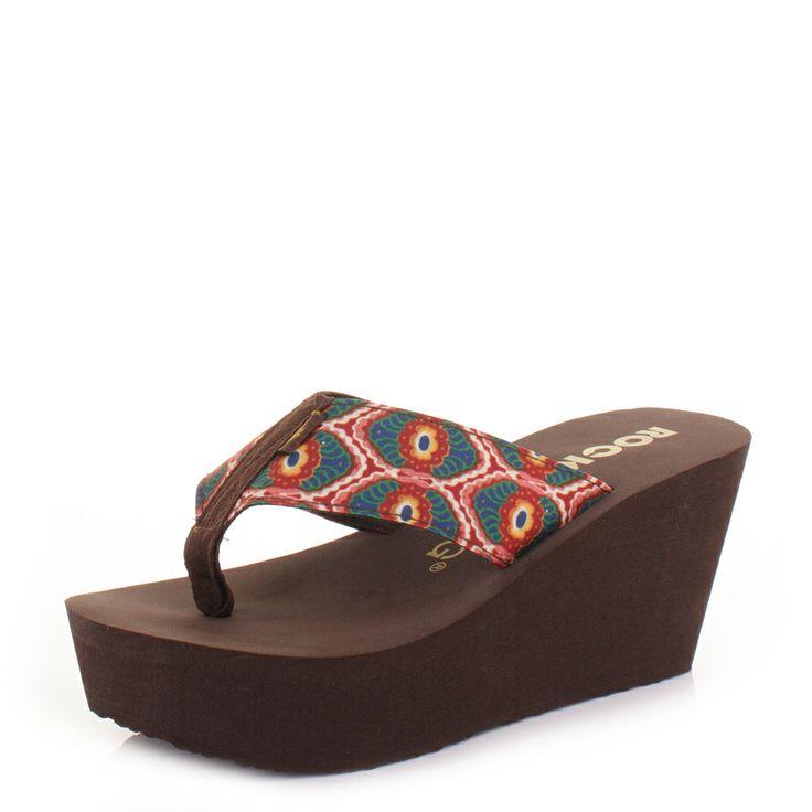 Rocket Dog - Sandals Wedges shoes @Rachel Winslow Dog