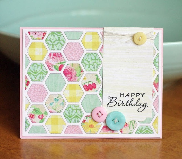 @Leigh Penner from the Hooked on Hexagons Challenge in the Moxie Fab World.