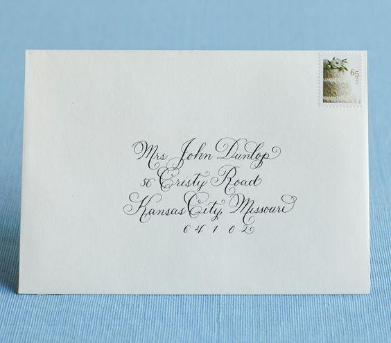 how to address wedding invitations With wedding invitation envelope wording widow