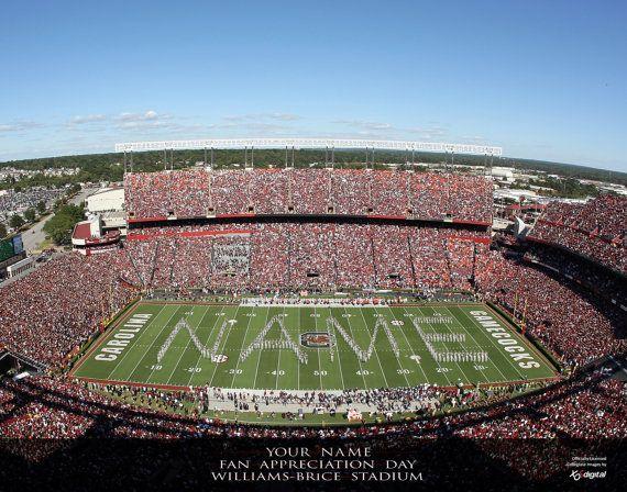 South Carolina Gamecocks football stadium gift