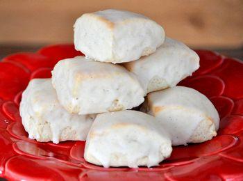 Petite Vanilla Bean Scones | Baking, Scones | Pinterest