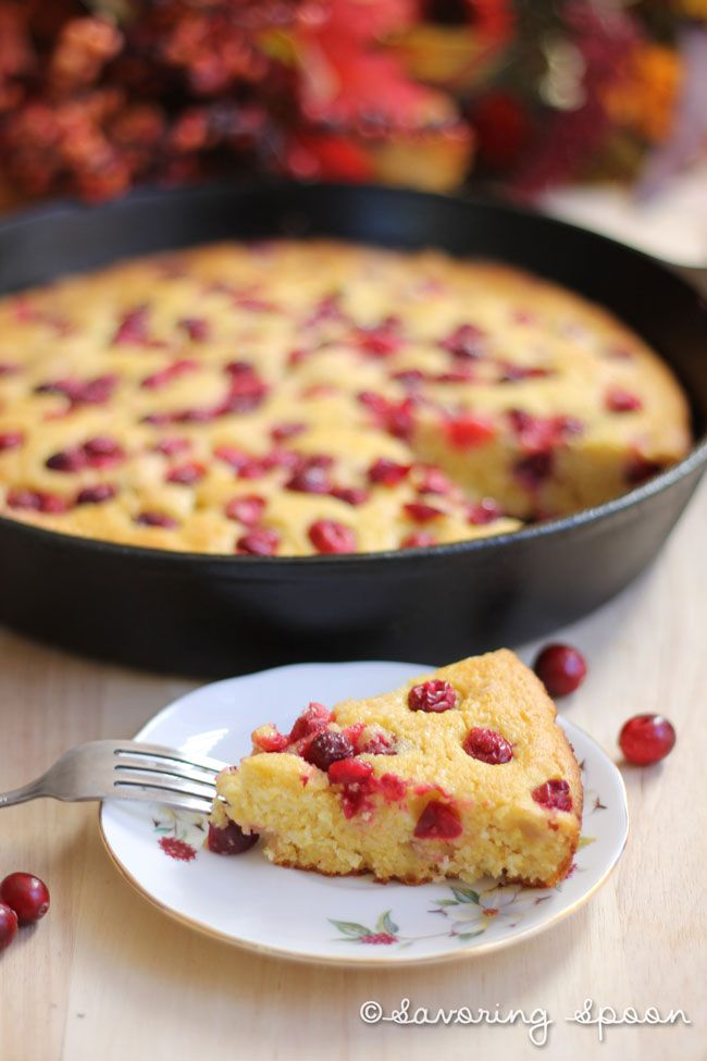 More like this: cranberries , cake slices and cake .