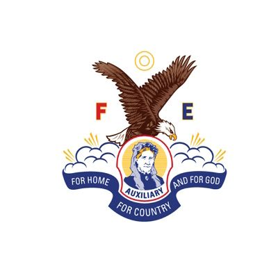 Fraternal Order of Eagles Ladies Auxiliary logo