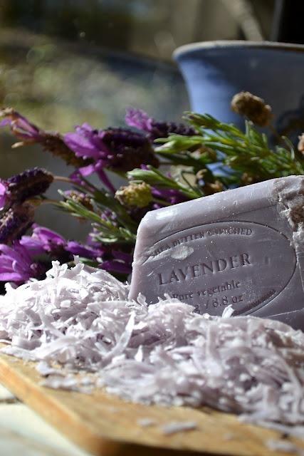 soap lavander