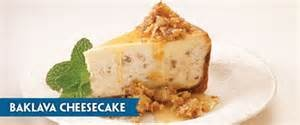 Yia Yia Mary's baklava cheesecake | On the Sweet Side | Pinterest