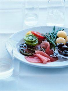 Salad - Classic Nicoise Salad.. Looks amazing!
