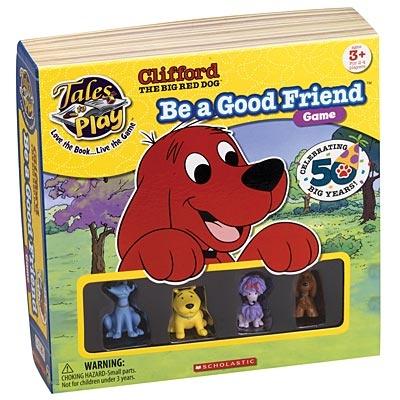 clifford be a good friend game m wish list pinterest. Black Bedroom Furniture Sets. Home Design Ideas