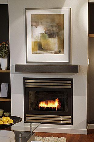 Judd Mantel Shelf Fireplace N Pinterest