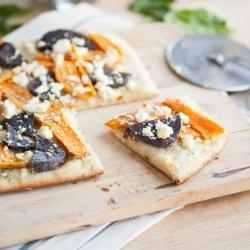 Sweet Potato and Feta Pizza | Lunch/Dinner Recipes | Pinterest