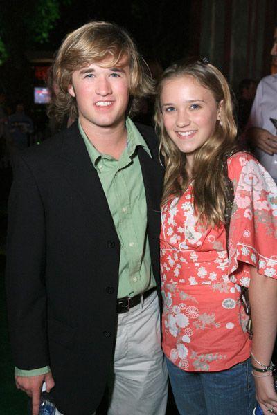 Haley Joel Osment and Emily OsmentHaley Joel Osment And Emily Osment
