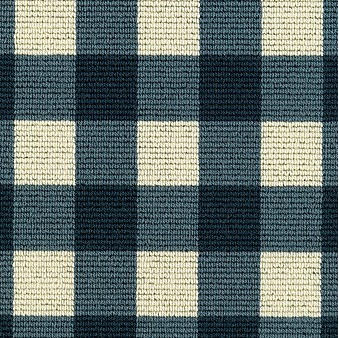 Play With Plaid Karastans French Check Carpet Is Fashionable And