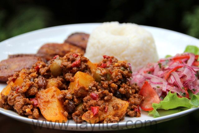 Cuban picadillo | Recipe