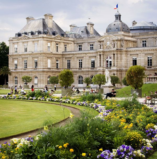le jardin du luxembourg paris vi oh the places i 39 d go