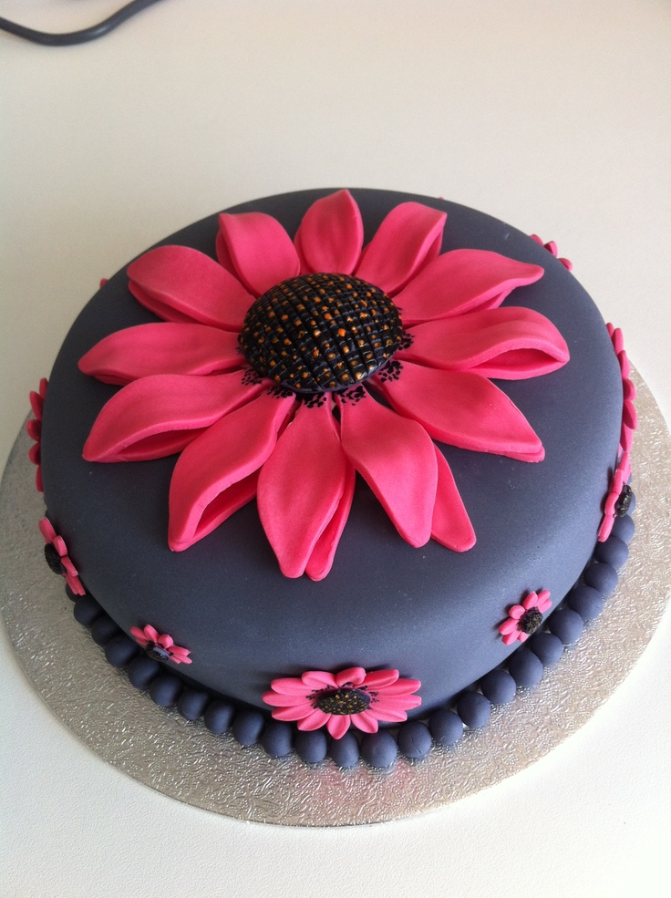 20th bday cake
