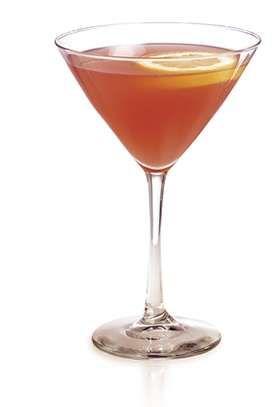 Pom vodka, pom juice, and pink grapefruit juice, lime juice Pearl ...