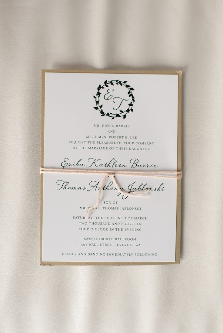 black gold and cream wedding invitation With black cream and gold wedding invitations