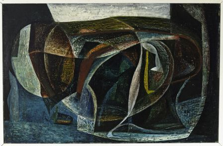 D A Morris Dentist St Ives Peter Lanyon | Amazing Abstract Inspirations9 | Pinterest