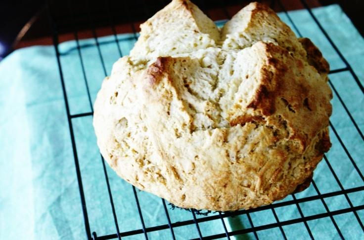 Irish Soda Bread | For The Love of Saint Patty | Pinterest