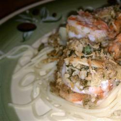 Shrimp Francesca Allrecipes.com