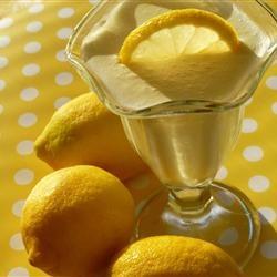 Ida's Lemon Mousse Allrecipes.com