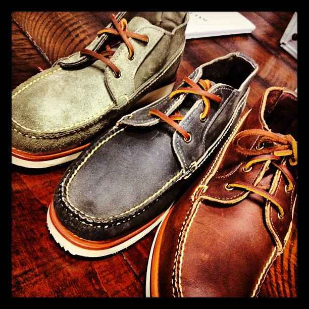 or So New Things We Like for Spring 2013-Rustic Chukkas by Red Wing