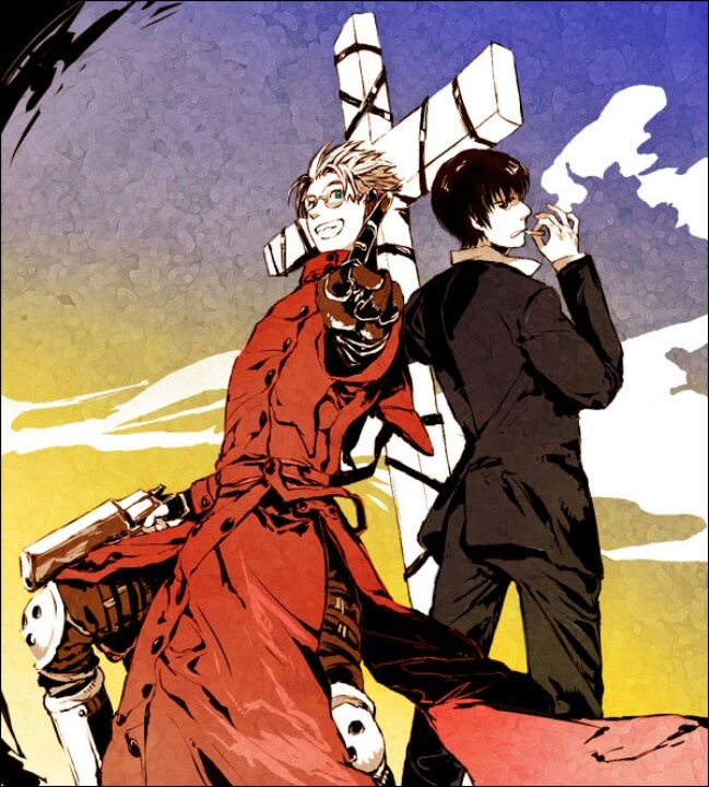 images about trigun - photo #48