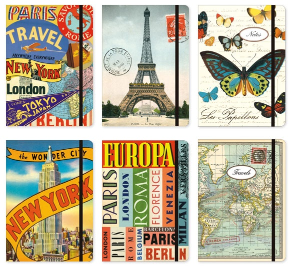 I want all of these to document my travels!