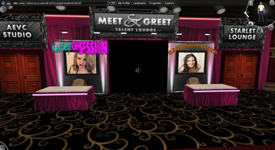 Adult Entertainment Virtual Convention: Inside the World of Wank-Craft