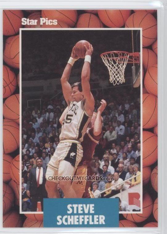 Steve Scheffler | Purdue Basketball | Pinterest