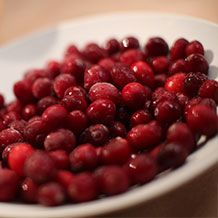Cranberry Passion Fruit Sauce   GOBBLE GOBBLE!!!   Pinterest
