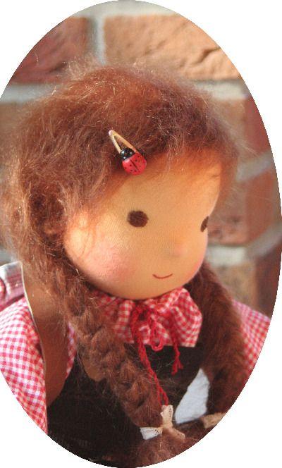 Nice doll by gunikat-kuschelpuppen.de