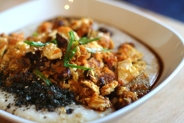 savory oatmeal | mmmmmmmmm | Pinterest