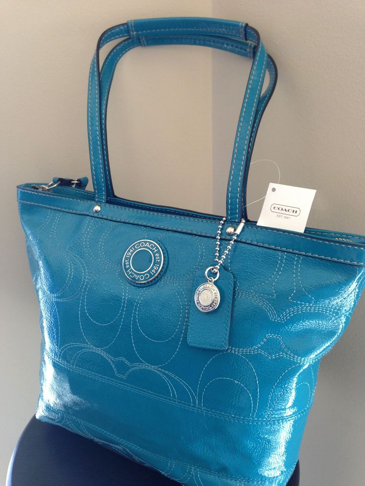 Blue Coach handbag,FASHION COACH BAGS UPCOMING!!!