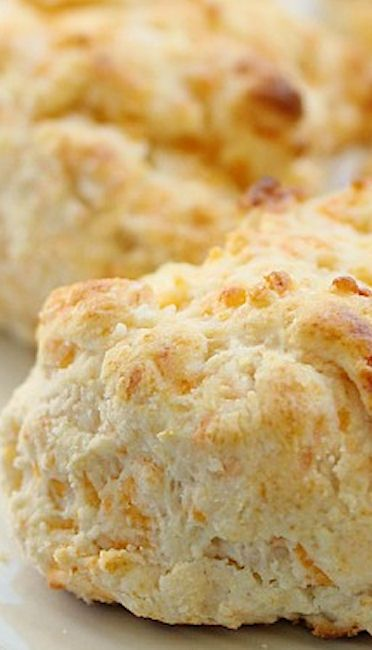 Easy Cheesy Garlic Biscuits | Recipe