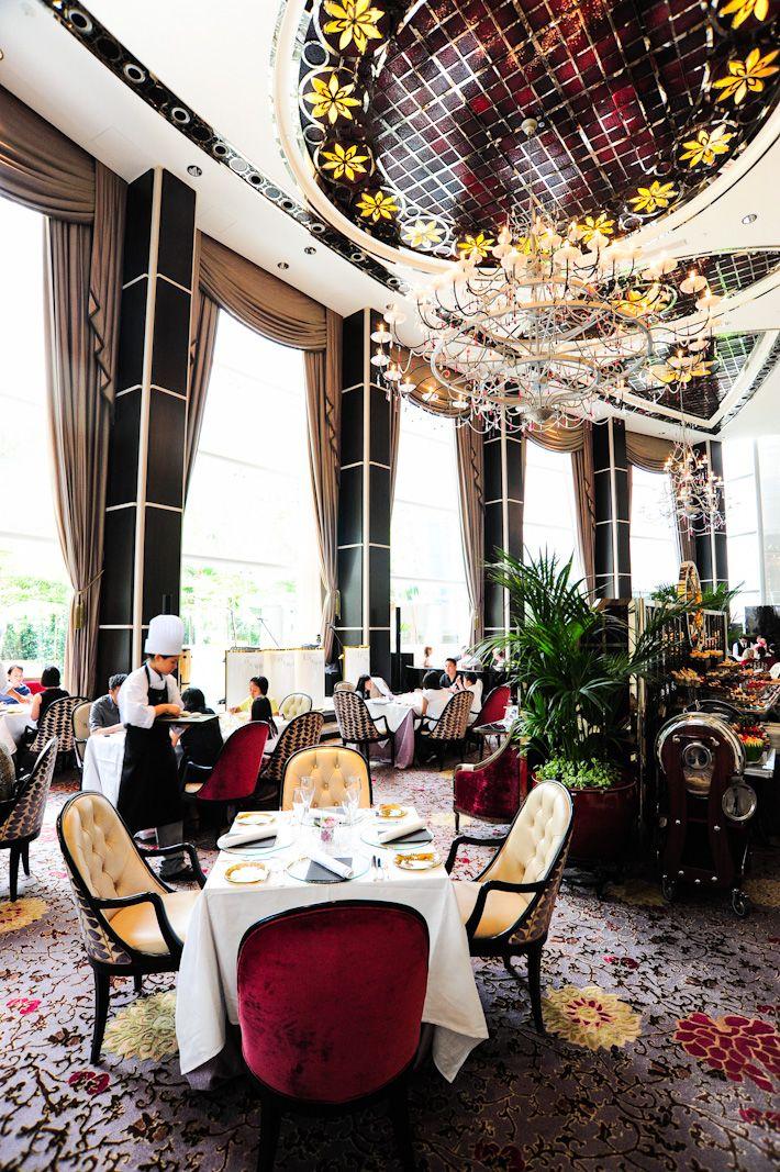 singapore most romantic restaurants