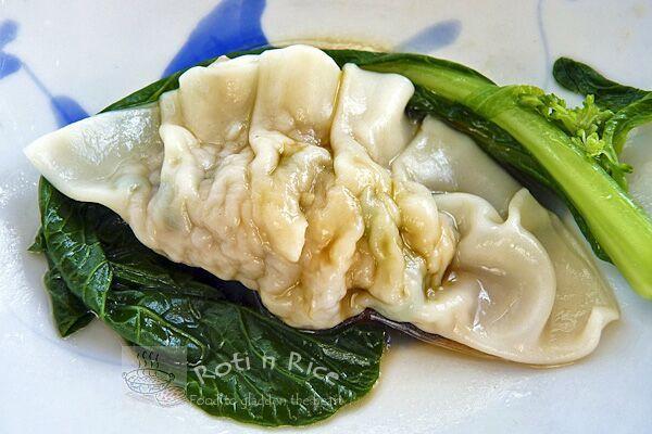 Sui Kow (Chinese Dumpling) - Roti n Rice