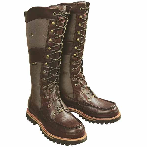 Irish Setter Upland Hunting Snake Boots - Waterproof Gore-Tex® (For M ... Irish Setter Upland Boots