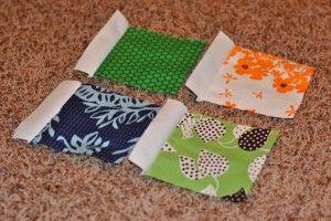 Jungle Lattice Baby Quilt - SewSet