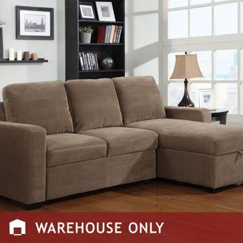 Costco: Newton Chaise Sofa Bed