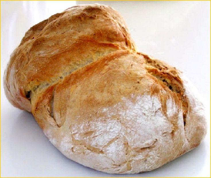 Portuguese Peasant Bread