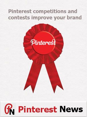 Competitions and Contests  This is an excellent way for your brand to be spread virally, and for your to drive more traffic to your pinboards. Giving away a product or gift voucher will have hordes of people talking about your brand and repininng your images across Pinterest. Use the competition rules to get your company products repinned as much as possible,