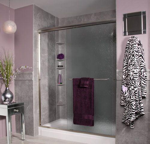 Lavender bathroom bathroom renovations pinterest