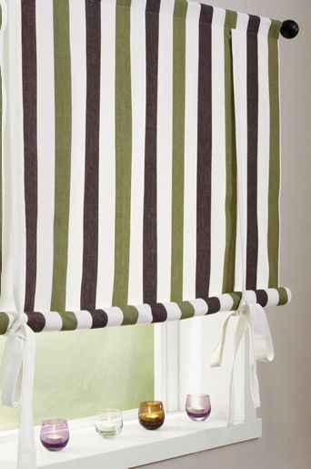 roll up curtains | Master Bathroom Remodel | Pinterest