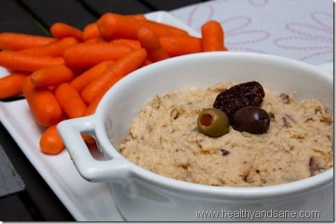 olive and sun dried tomato hummus | Condiments, Salsas, and Syrups, O ...