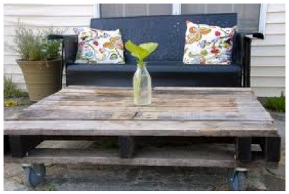 Fun things to do with pallets made with pallets pinterest for Things to do with pallets