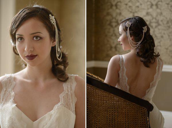 de7bb3959058b951c9bf5a0b1fd61d02 A Glamorous Headdress   the Hair Band
