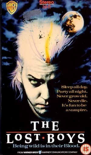 lost boys poster the lost boys pinterest