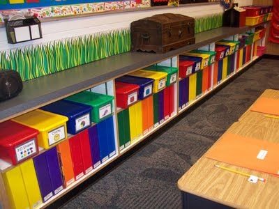 Tips from a super-organized first grade teacher.  Each tip is simple enough to implement on its own instead of trying to magically become this organized all at once.