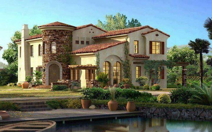 Mediterranean Dream Hoise Dream Homes Pinterest